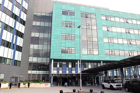 St James' Hospital